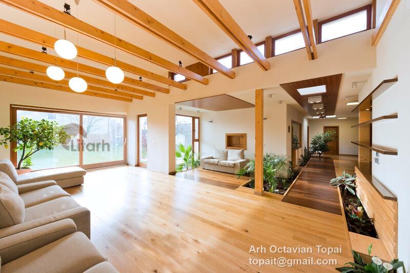Casa de lemn arad-1
