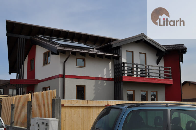 Casa de lemn brasov