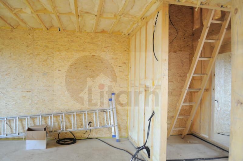 Casa de lemn chiajna