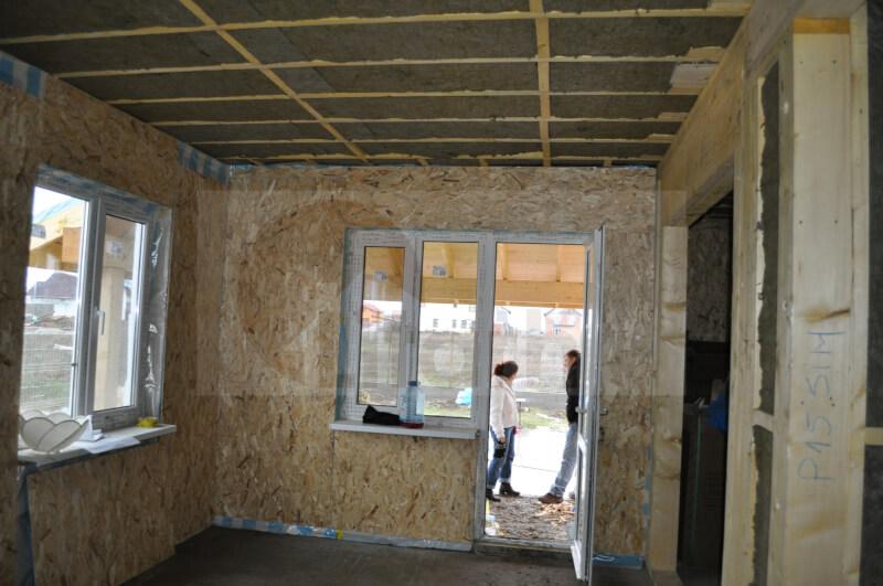 Casa de lemn domnesti