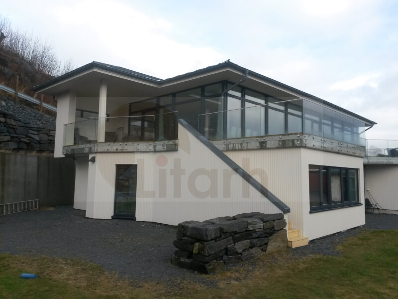 Casa de lemn finnoy