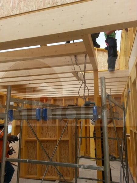 Casa de lemn firenze