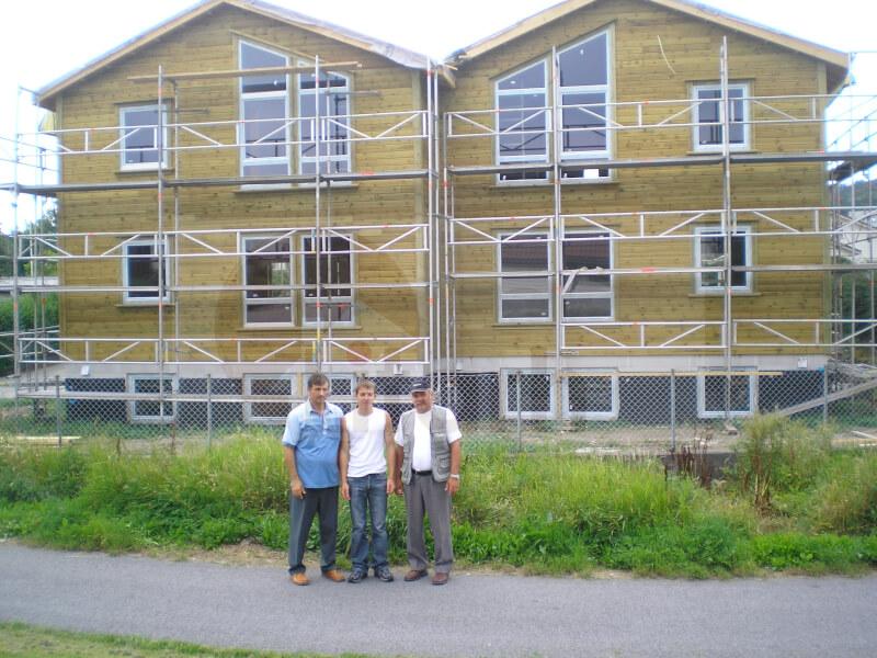 Casa de lemn haugesund