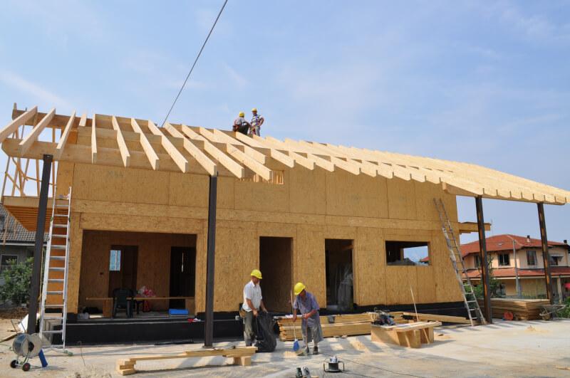 Casa de lemn pinerolo