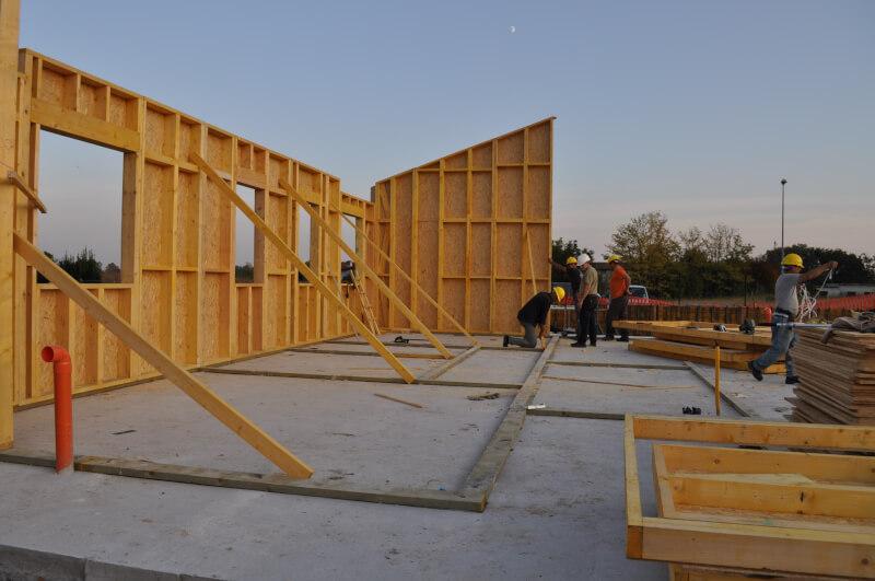 Casa de lemn pordenone