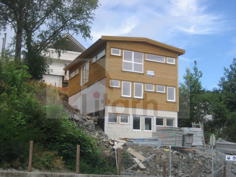 Casa de lemn skippergata