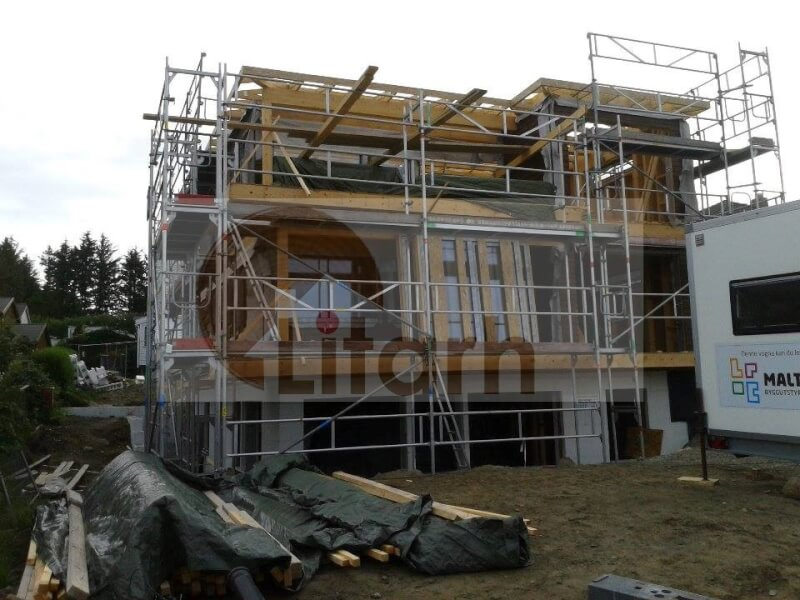 Casa de lemn sundeveien
