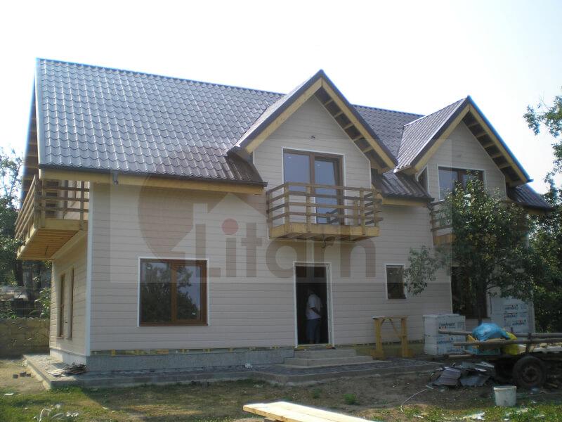 Casa de lemn valenii-de-munte