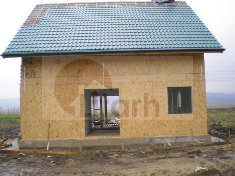 Casa de lemn vaslui
