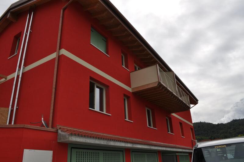 Casa de lemn vicenza
