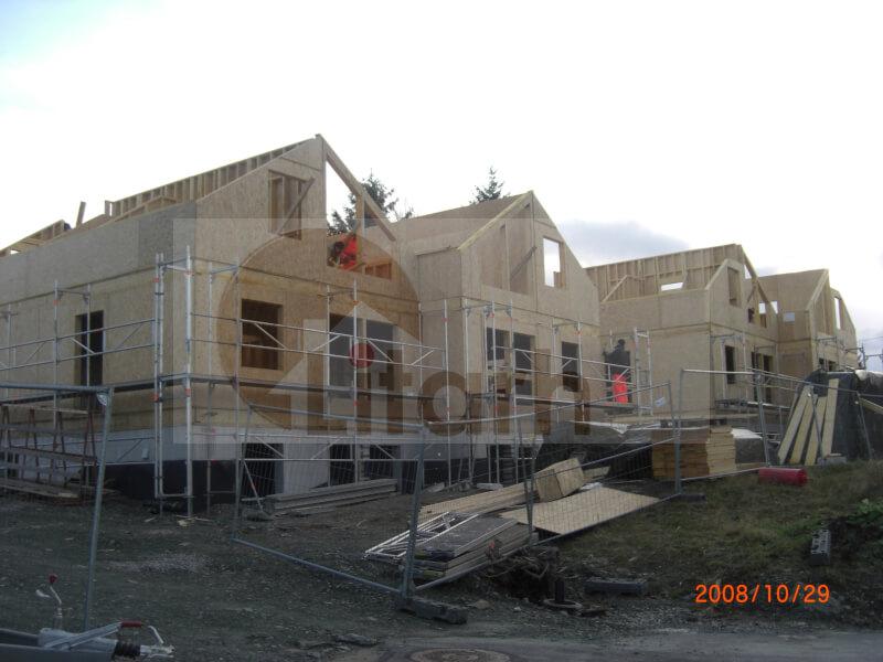 Casa de lemn vormedal